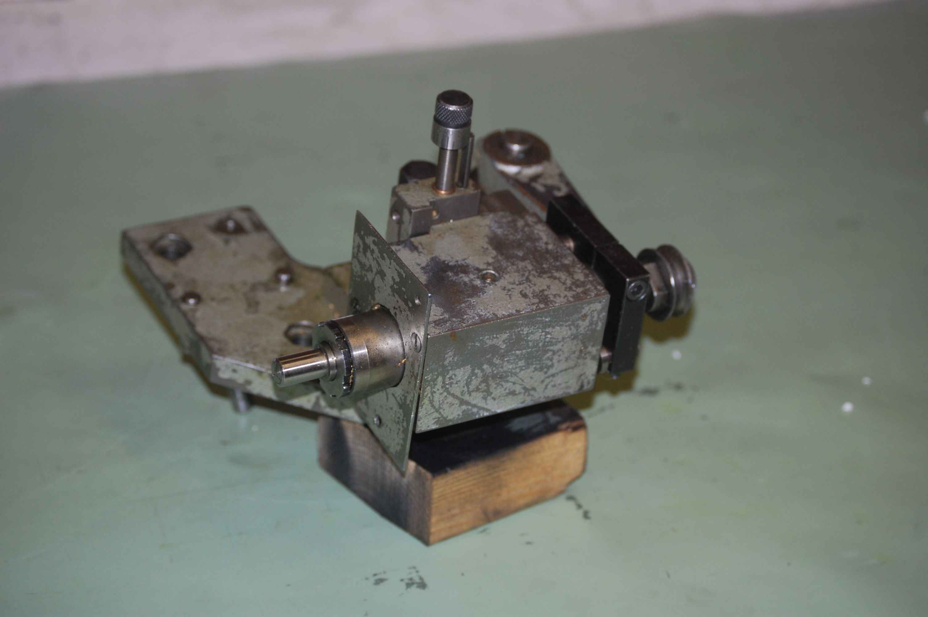 D6 Only-Cross Mill Attachment