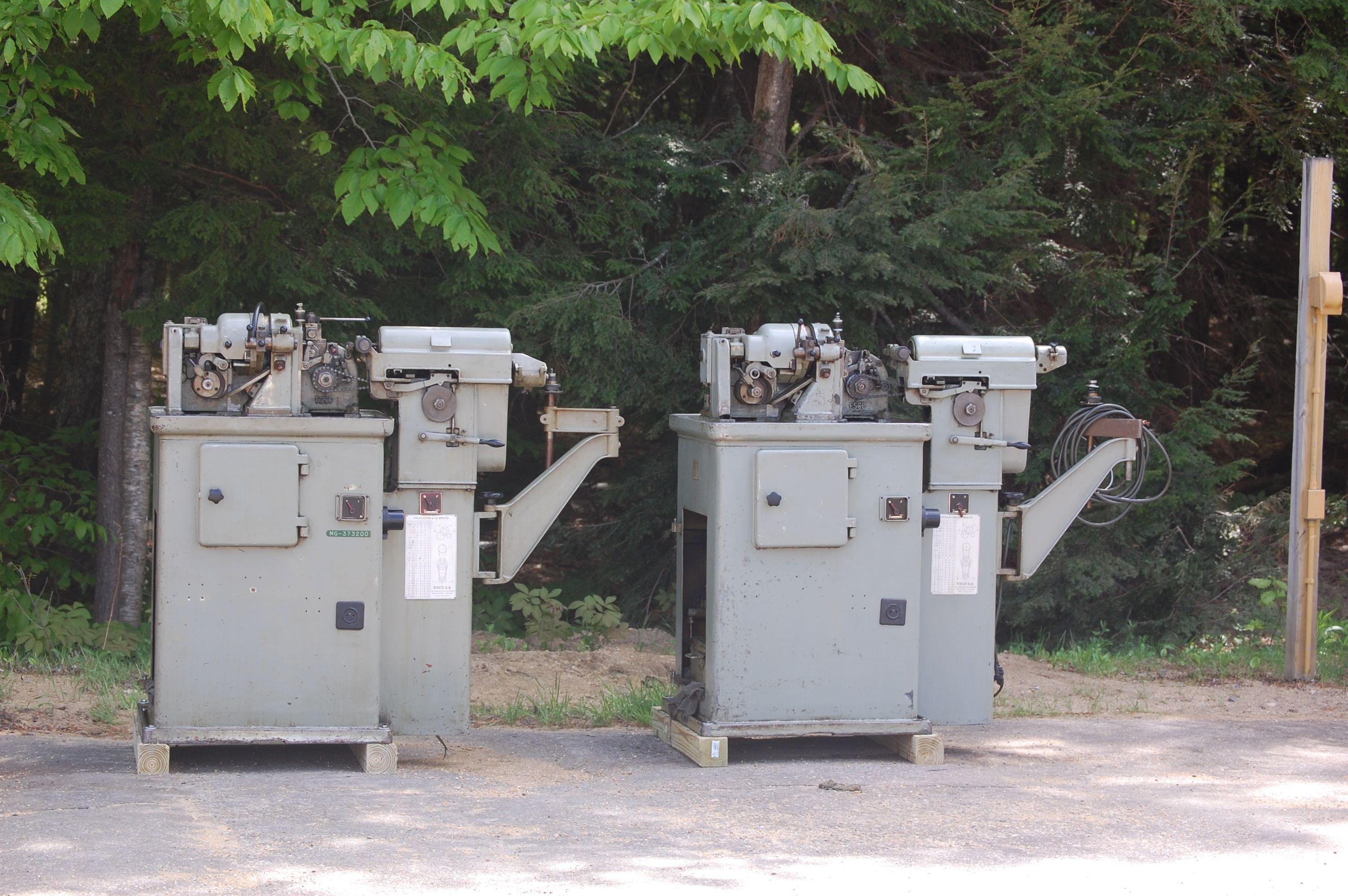 2-D4 Machines