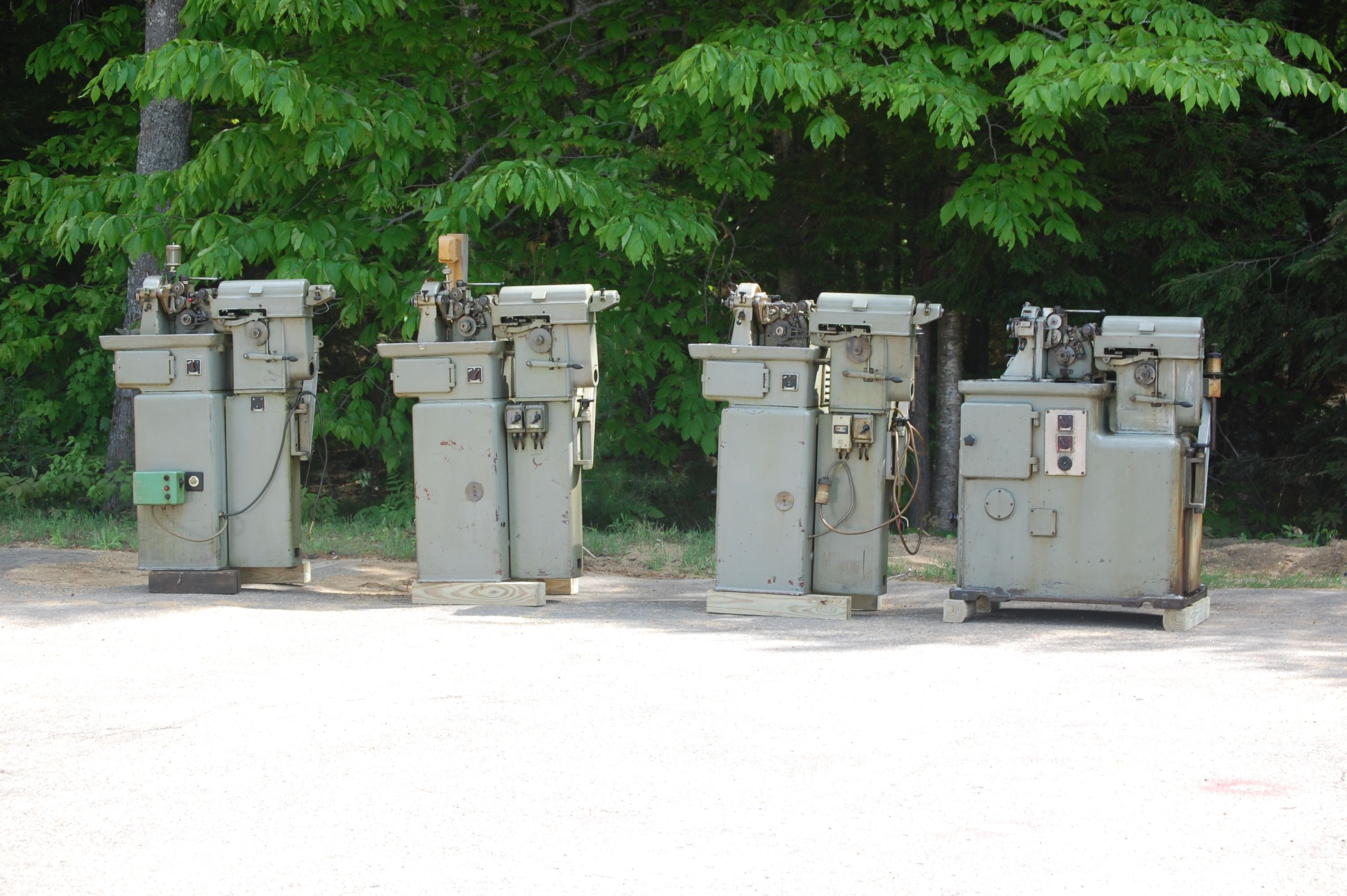 4-D2 machines